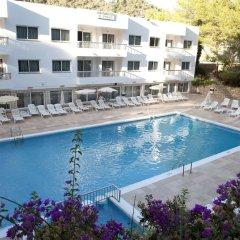 Hotel Apartamentos El Pinar бассейн
