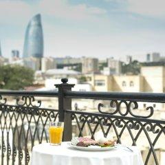 Отель Old City Inn Азербайджан, Баку - 2 отзыва об отеле, цены и фото номеров - забронировать отель Old City Inn онлайн балкон