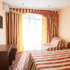 Гостиница Лайм комната для гостей фото 4
