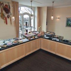 Отель Novum Hotel Kronprinz Hamburg Hauptbahnhof Германия, Гамбург - 2 отзыва об отеле, цены и фото номеров - забронировать отель Novum Hotel Kronprinz Hamburg Hauptbahnhof онлайн питание фото 3