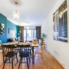 Апартаменты Sweet Inn Apartments Godecharles Брюссель в номере