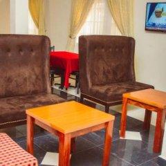Residency Hotel Enugu Энугу в номере