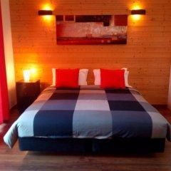 Отель Baluarte Citadino Coxos Beach Lodge комната для гостей фото 5