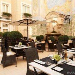Отель Castille Paris - Starhotels Collezione Франция, Париж - 4 отзыва об отеле, цены и фото номеров - забронировать отель Castille Paris - Starhotels Collezione онлайн питание фото 2