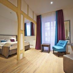 Отель Elch Boutique Германия, Нюрнберг - отзывы, цены и фото номеров - забронировать отель Elch Boutique онлайн комната для гостей фото 5