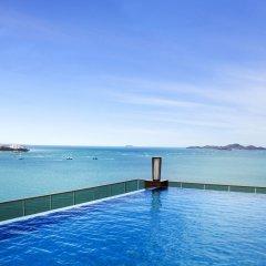 Отель Wong Amat Tower Apt.909 Паттайя бассейн фото 2