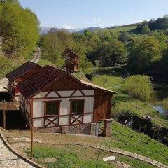 Отель EcoKayan Армения, Дилижан - отзывы, цены и фото номеров - забронировать отель EcoKayan онлайн приотельная территория фото 2