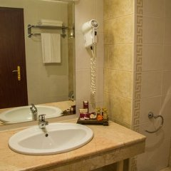 Отель Gladiola Star Болгария, Золотые пески - отзывы, цены и фото номеров - забронировать отель Gladiola Star онлайн ванная фото 2