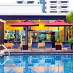 Отель Park Plaza Bangkok Soi 18 с домашними животными
