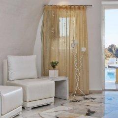 Отель Santorini Princess SPA Hotel Греция, Остров Санторини - отзывы, цены и фото номеров - забронировать отель Santorini Princess SPA Hotel онлайн комната для гостей фото 5