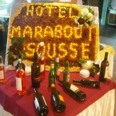 Отель MARABOUT Сусс гостиничный бар