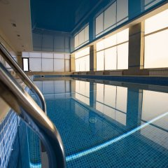 Отель AlmaBagi Hotel&Villas Азербайджан, Куба - отзывы, цены и фото номеров - забронировать отель AlmaBagi Hotel&Villas онлайн бассейн фото 2