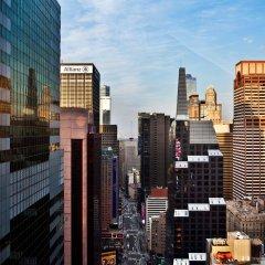 Отель W New York - Times Square США, Нью-Йорк - 1 отзыв об отеле, цены и фото номеров - забронировать отель W New York - Times Square онлайн балкон