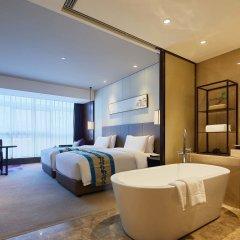 Отель Fu Rong Ge Hotel Китай, Сиань - отзывы, цены и фото номеров - забронировать отель Fu Rong Ge Hotel онлайн комната для гостей фото 2