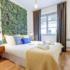 Апартаменты Sweet Inn Apartments Godecharles Брюссель комната для гостей