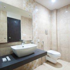 Hotel Apra International ванная