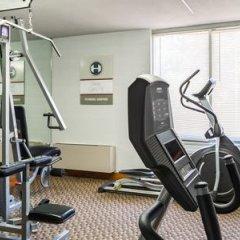 Отель Clarion Inn and Summit Center фитнесс-зал фото 4