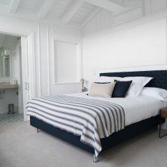 Отель Villa Magalean Hotel & Spa Испания, Фуэнтеррабиа - отзывы, цены и фото номеров - забронировать отель Villa Magalean Hotel & Spa онлайн комната для гостей фото 5