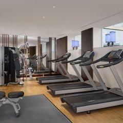 Отель Ritz Carlton Budapest Будапешт фитнесс-зал