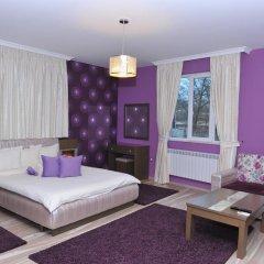 Отель Eros Motel Сандански комната для гостей фото 2