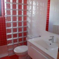 Отель El Mirador de Ainsa Испания, Аинса - отзывы, цены и фото номеров - забронировать отель El Mirador de Ainsa онлайн ванная фото 2