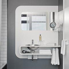 Отель 25 Hours Гамбург ванная