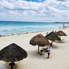 Отель Condominios Brisas Cancun Zona Hotelera пляж фото 5
