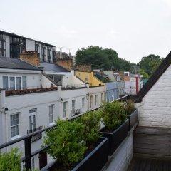 Отель Knightsbridge 3 Bedroom House With Balcony балкон