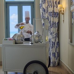 Four Seasons Hotel Alexandria at San Stefano в номере