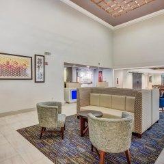 Holiday Inn Express Hotel & Suites Greenville Airport интерьер отеля