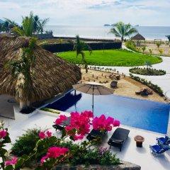 Отель El Secreto Мексика, Коакоюл - отзывы, цены и фото номеров - забронировать отель El Secreto онлайн балкон