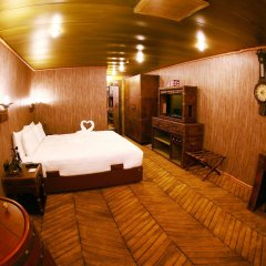 Vintage Luxury Yacht Hotel комната для гостей фото 5