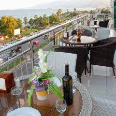 Sea Side Hotel балкон