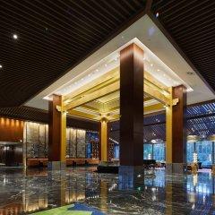 Отель Fu Rong Ge Hotel Китай, Сиань - отзывы, цены и фото номеров - забронировать отель Fu Rong Ge Hotel онлайн бассейн