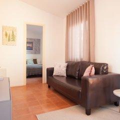 Апартаменты Click&Flat Europa Fira Apartments комната для гостей фото 5