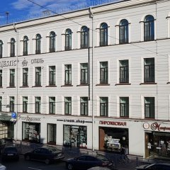 Бутик-отель Majestic Deluxe Санкт-Петербург балкон