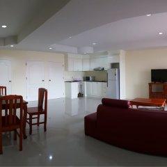 Апартаменты Thai-norway Resort Apartment Паттайя комната для гостей фото 5