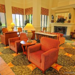 Отель Hilton Garden Inn Los Angeles Montebello Монтебелло интерьер отеля фото 2