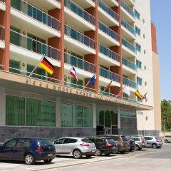Monte Gordo Hotel Apartamentos & Spa парковка