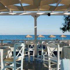 Отель Sea Side Beach Hotel Греция, Остров Санторини - отзывы, цены и фото номеров - забронировать отель Sea Side Beach Hotel онлайн питание фото 3