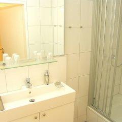 Отель City Guesthouse Pension Berlin Берлин ванная