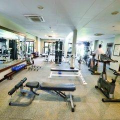 Отель Palm Garden Beach Resort And Spa Хойан фитнесс-зал фото 3