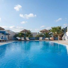 Отель Letta Studios Греция, Остров Санторини - отзывы, цены и фото номеров - забронировать отель Letta Studios онлайн бассейн фото 2