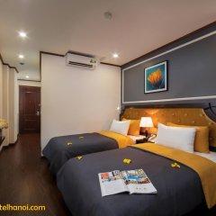 Отель Mayflower Hotel Hanoi Вьетнам, Ханой - отзывы, цены и фото номеров - забронировать отель Mayflower Hotel Hanoi онлайн комната для гостей фото 2