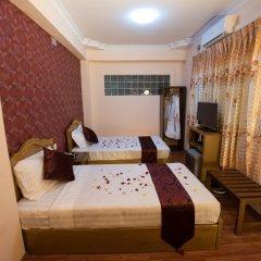 Royal Yadanarbon Hotel комната для гостей фото 5