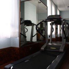 Отель C-Hotels Atlantic Милан фитнесс-зал фото 2