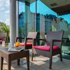 Отель acomhotel nürnberg балкон