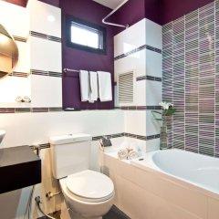 Отель Glitz Бангкок ванная