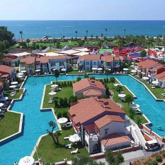 IC Hotels Santai Family Resort Турция, Белек - 8 отзывов об отеле, цены и фото номеров - забронировать отель IC Hotels Santai Family Resort - All Inclusive онлайн с домашними животными