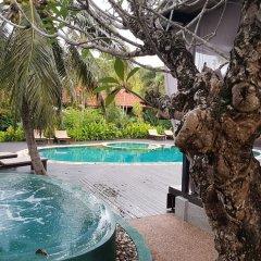 Отель Chaw Ka Cher Tropicana Lanta Resort бассейн фото 3